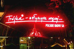 Neony świetlne - radio Trójka