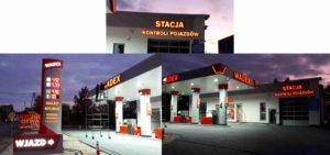 Stacja paliw w Piasecznie